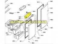 Полка (балкон) для бутылок Whirlpool 480132102002 для холодильника