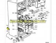 Модуль (плата) Whirlpool 481221838152  для холодильника