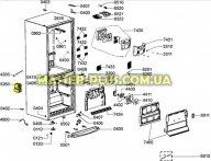 Модуль (плата управления) Whirlpool 481223678551 для холодильника