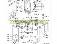 Прессостат Whirlpool 481227128389 для стиральной машины