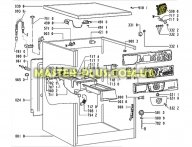 Модуль (плата) для СМА Whirlpool  481228210212 для стиральной машины