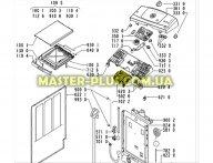 Модуль (плата) Whirlpool 481228219963 для стиральной машины