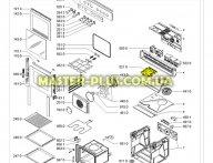 Модуль (плата) Whirlpool 481231019095 для плиты