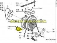 Мотор Whirlpool 481236138139