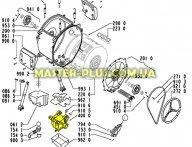 Мотор Whirlpool  481236158364