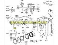 Переключатель режимов работы Стиральной машины Whirlpool 481241078237 для стиральной машины