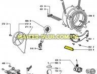 Активатор (Ребро барабана) Whirlpool 481241848958 для стиральной машины