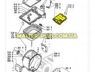 Бункер (дозатор) порошка для Стиральной машины Whirlpool  481241868359
