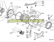 Активатор (ребро барабана) Whirlpool 481241888984 для стиральной машины