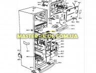 Фильтр воздушный Whirlpool 481249038001 для холодильника
