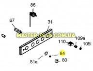 Пружинка ручки регулировки для плиты Candy 49012319