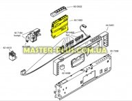 Модуль (плата управления) Bosch 497489 для посудомоечной машины