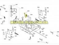 Фильтр сетевой  Bosch  498261 для посудомоечной машины