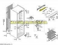 Модуль (плата) управления Bosch 499457 для холодильника
