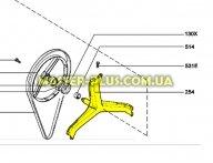 Крестовина барабана Zanussi 50239965002 (производство EBI - Италия) для стиральной машины
