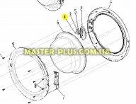 Защелка замка Zanussi 50294508002 для стиральной машины