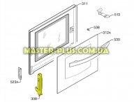Комплект навесов для двери духовки для Плиты Electrolux 50296175008 для плиты