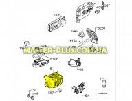 Циркуляционный насос для Посудомоечной машины Electrolux 50299965009 для посудомоечной машины