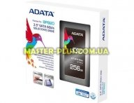 "Накопитель SSD 2.5"" 256GB ADATA (ASP920SS3-256GM-C) для компьютера"
