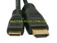 Кабель мультимедийный HDMI A to HDMI C (mini), 0.5m EXTRADIGITAL (KD00AS1520)