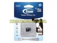 Карта памяти Team 16GB microSD class 10 (TUSDH16GCL1002)