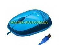 Мышка Logitech M105 Blue (910-003105) для компьютера