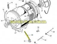 Амортизатор AEG 6000260015 для стиральной машины