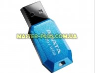 USB флеш накопитель A-DATA 16Gb UV100 Blue USB 2.0 (AUV100-16G-RBL)