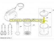 Нож измельчителя Bosch 615742 для кухонного комбайна