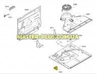 Биметаллический термодатчик Bosch 626167 для плиты