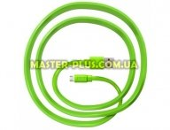 Дата кабель JUST Freedom Micro USB Cable Green (MCR-FRDM-GRN) для мобильного телефона