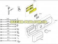 Модуль (плата) Bosch 640630