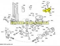 ТЭН посудомоечной машины Bosch 642870