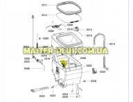 Фильтр стиральной машины Bosch 647419