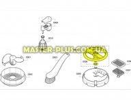 Нож с креплением и уплотнителем Bosch 647588 для кухонного комбайна