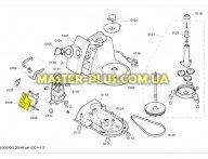 Модуль (Плата) комбайна Bosch 653287 для кухонного комбайна