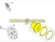 Мотор пылесоса Bosch 654191