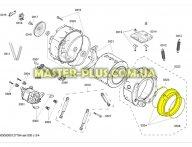 Резина (Манжет) Люка Bosch  680769 для стиральной машины