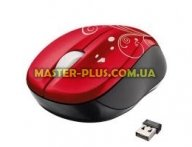 Мышка Trust Vivy Wireless Mini Mouse - Red Swir (17355) для компьютера