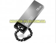 USB флеш накопитель Silicon Power 16GB Touch 835 USB 2.0 (SP016GBUF2835V3T) для компьютера