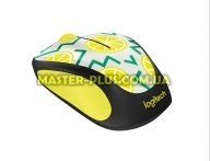 Мышка Logitech M238 Lemon (910-004713)