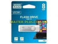 USB флеш накопитель GOODRAM 8GB Twister White USB 2.0 (UTS2-0080W0R11)