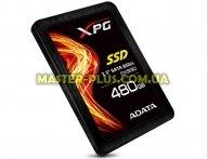 """Накопитель SSD 2.5"""" 480GB ADATA (ASX930SS3-480GM-C) для компьютера"""