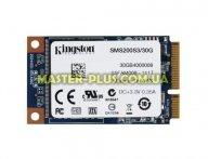 Накопитель SSD mSATA 30GB Kingston (SMS200S3/30G) для компьютера