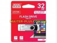 USB флеш накопитель GOODRAM 32GB UTS3 Twister Black USB 3.0 (UTS3-0320K0R11)