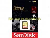 Карта памяти SANDISK 256GB SDXC Class 10 UHS-I U3 (SDSDXNF-256G-GNCIN)