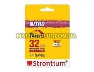 Карта памяти STRONTIUM Flash 32GB microSDHC Class10 USH-I 466X (SRN32GTFU1R)