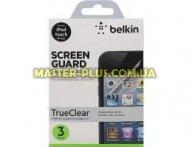 Пленка защитная Belkin iPad touch (5Gen) Screen Overlay CLEAR 3in1 (F8W208cw3) для мобильного телефона