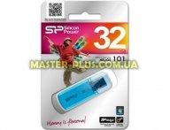 USB флеш накопитель Silicon Power 32GB Helios 101 USB 2.0 (SP032GBUF2101V1B)