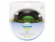 Кабель мультимедийный HDMI to HDMI 5.0m Bandridge (VVL1205)